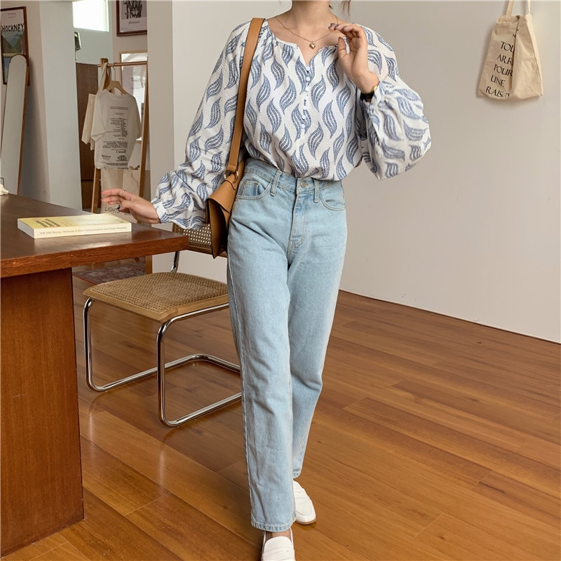 Embroidery Lace Spring femme Shirt Casual white Tops Girls Blouse Women Long sleeve Linen Cotton Plus Size Women Blouses femme