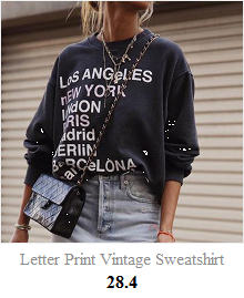 Vintage Letter Embroidery Loose Sweatshirt Women 2020 New Cotton Long Sleeve O Neck Oversized Hoodie Autumn Casual Chic Hoodies