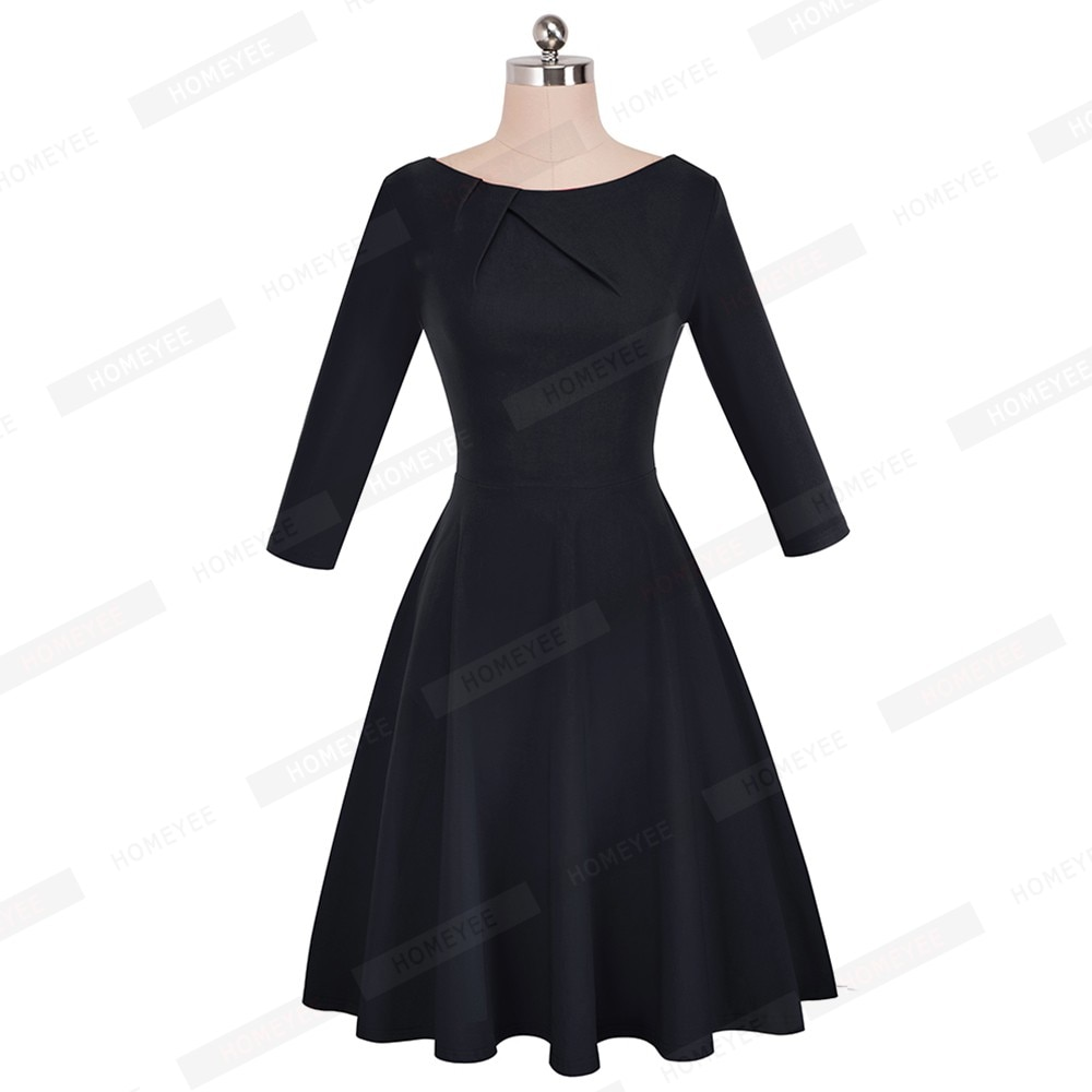Women Elegant Summer Ruched Cap Sleeve Casual Wear To Work Office Party Fitted Skater A-Line Swing Dress EA067