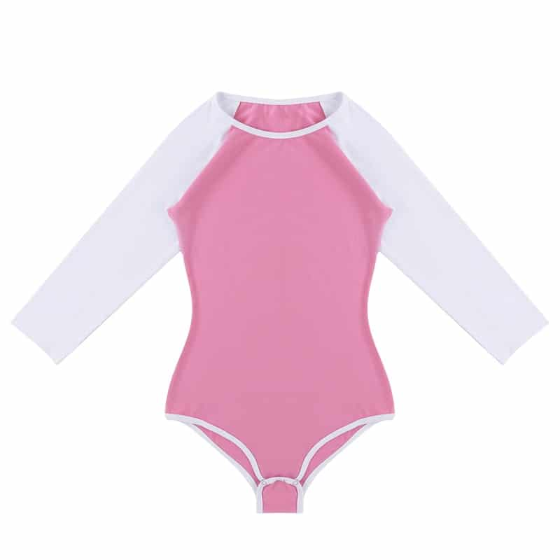 Diaper Lovers bodysuit Sexy Women clothes summer Long Sleeves Press Button Crotch Soft Cotton Bodysuit Leotard Teddy rompers